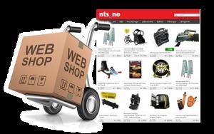 Nettbutikk Norsk Tilhengersenter as