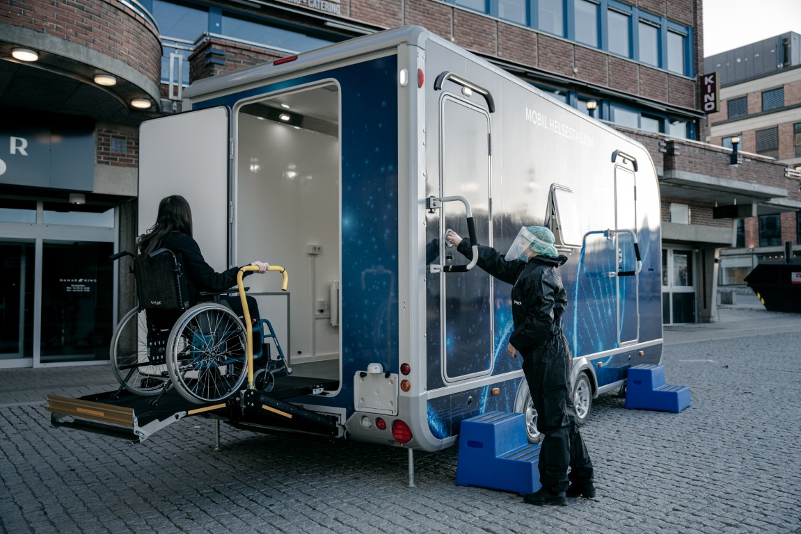 Ifor Williams clinical unit